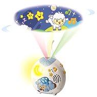 Vtech Projektor s ukolébavkami a beránky na obloze - Dětský projektor