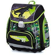 Aktovka T-rex - Školní batoh