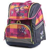 Aktovka Motýl - Školní batoh