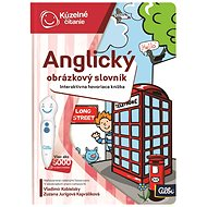 Magic Reading - English Picture Dictionary SK - Children's book