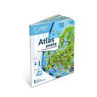 Kúzelné Čitanie - Kniha Atlas Sveta SK - Kniha pro děti