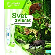 Magical Reading - Animal World SK - Children's book