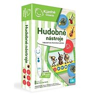 Magical Reading - Memory Game - Musical Instruments SK - Children's Book