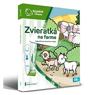 Magical Readings - Farm Animals SK - Children's Book