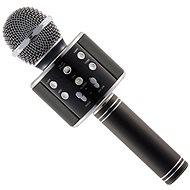 Karaoke mikrofon Eljet Globe Black