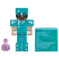 Minecraft Steve s elixírem neviditelností  - Figurka