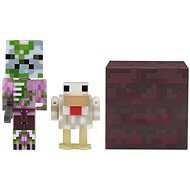 Minecraft Pigman Jockey - Figurka