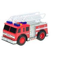 Auto hasiči na setrvačník - Auto