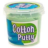 Cotton putty tmavě zelená - Modelovací hmota