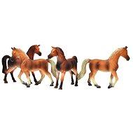 Kůň 4ks - Figurka