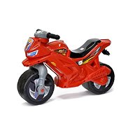 Motorka červené