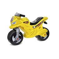 Motorka žluté