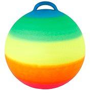 Skákací míč duhový - Dětské hopsadlo
