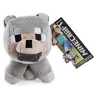 Minecraft Baby Wolf - Plyšák