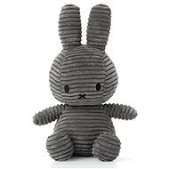 Miffy Corduroy dark grey 24cm