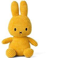 Miffy Corduroy Yellow - Plush Toy