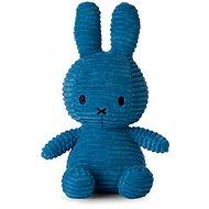 Miffy Corduroy Aviator Blue - Plush Toy
