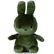 Miffy Sitting Velvet Moss - Plush Toy