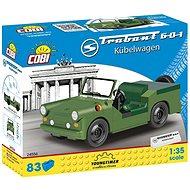 Cobi 24556 Trabant 601 Kubelwagen - Stavebnice