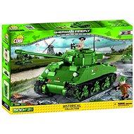 Cobi 2515 Tank Sherman Firefly - Building Kit
