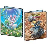 Pokémon: SM10 Unbroken Bonds - A4 album na 180 karet - Karetní hra