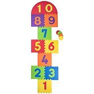 Pěnové puzzle Plastica Pěnové Puzzle Skákací panák - Pěnové puzzle