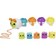 Singing Sorter Caterpillar with Identifying Shapes