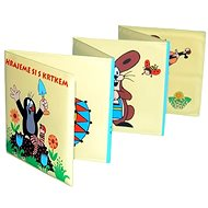 Rozkládací knížka Krteček - Kniha pro děti
