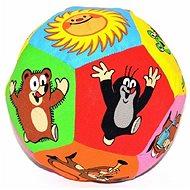 Textilní míček Krteček - Míčky