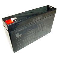 Baterie 6V7Ah - Náhradní baterie