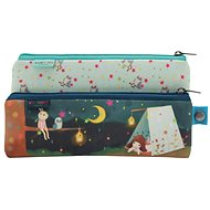 Kori Kumi Double Neoprene Pencil Case Set - Starry Night