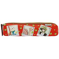Kori Kumi Rectangular Pencil Case - An Apple A Day