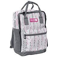 Paso Arrows - Light grey - Školní batoh
