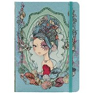 Mirabelle Hardcover Notebook - Marina