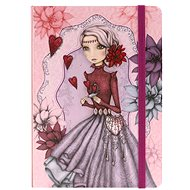 Mirabelle Hardcover Notebook - Secrets - Notebook