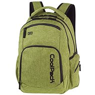 Coolpack Snow lime - School Backpack