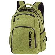 Coolpack Snow lime - Školní batoh