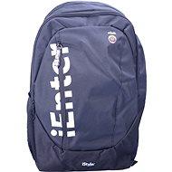 Lannoo Graphics Black Istyle Origin - Školní batoh