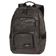 Coolpack Camo Olive green - Školní batoh