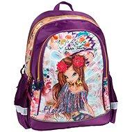 Školní Winx Flora - Dětský batoh