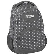 Paso šedý - Školní batoh
