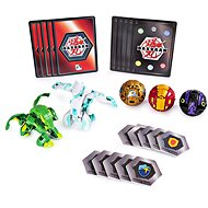 Bakugan 5pcs with Accessories - Game Set