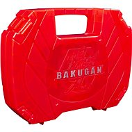 Bakugan Collector's Case - Red - Game Set