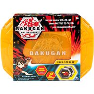 Herní set Bakugan Sběratelský kufřík - žlutý - Herní set