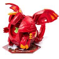 Bakugan Velký deka bojovník - červený