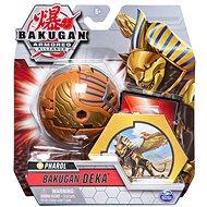 Bakugan Velký deka bojovník - zlatý - Herní set