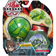 Bakugan Big Quilt Warrior - Green - Figure