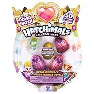 Hatchimals královská zvířátka čtyřbalení s bonusem S6  - Figurky