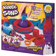 Kinetic Sand Sandisfying Set - Creative Kit