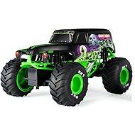 Monster Jam RC Grave Digger 1:15 - RC auto na dálkové ovládání